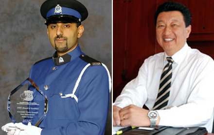 Corrupt BC police complaint commissioner Stan T Lowe rewarded New Westminster constable Sukhwinder Vinnie Singh Dosanjh for his crimes against women